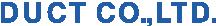 革、革製品 OEM | 革小物、バッグ、ノベルティの企画、製造、販売 DUCT CO.,LTD.(ダクト) Logo